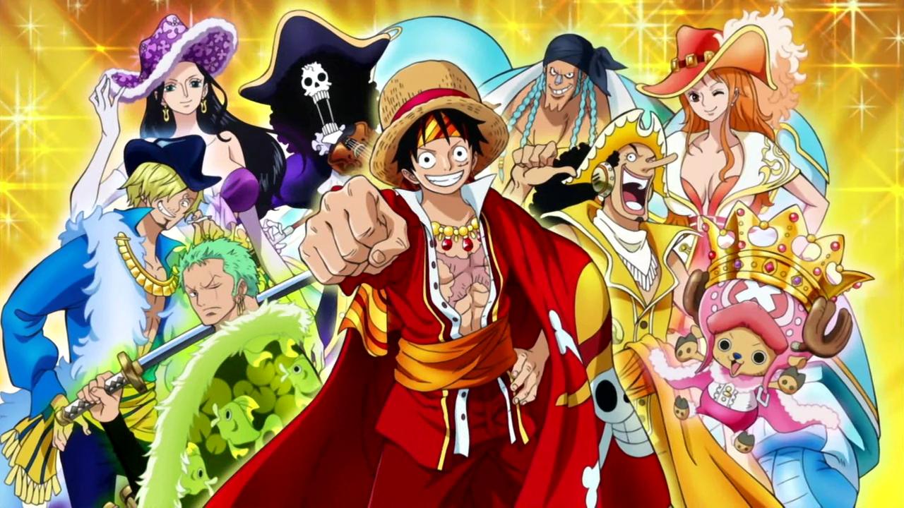 One Piece, o melhor anime de todos os tempos! - Thaisa Lima